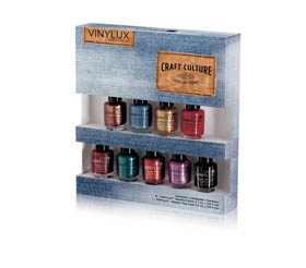 VINYLUX® CRAFT CULTURE PINKIE COLLECTIONS