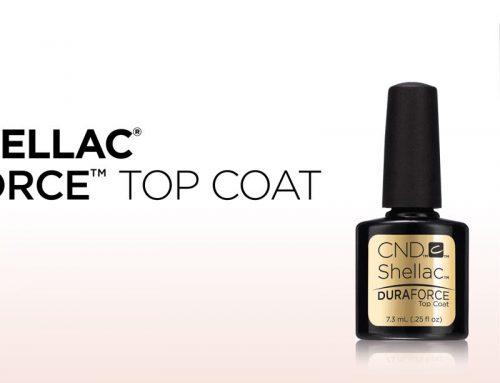 CND™ SHELLAC® DURAFORCE™ Top Coat  Copy
